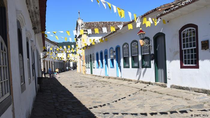 Brasilien Paraty, Stadt an der Küste des Bundesstaates Rio de Janeiro