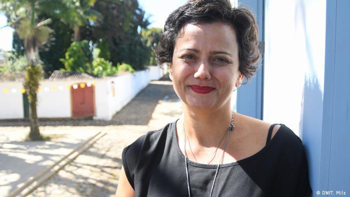 Brasilien Kultursekretärin der Stadt Paraty, Rio de Janeiro | Cristina Maseda
