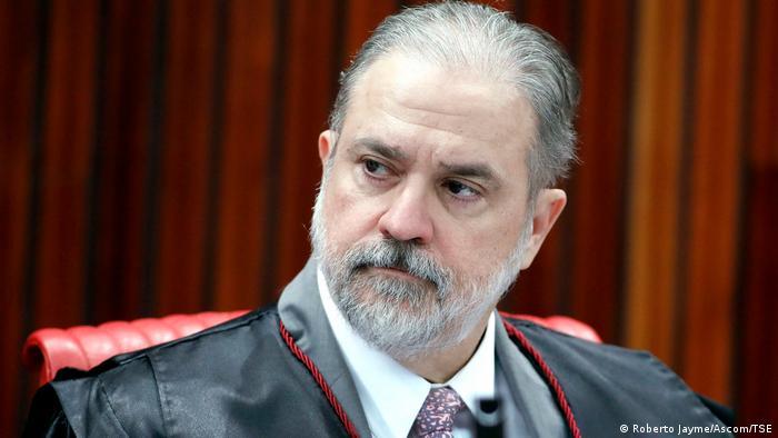 Brasilien - Augusto Aras (Roberto Jayme/Ascom/TSE)
