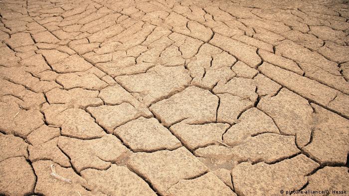 Dürre in Chile