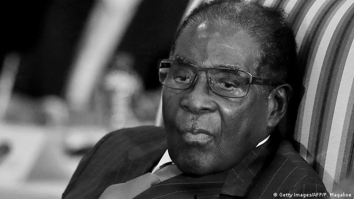 Robert Mugabe (Getty Images/AFP/P. Magakoe)
