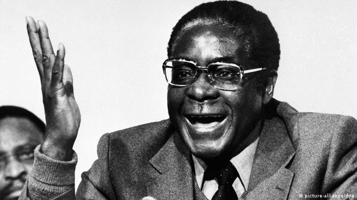رابرت موگابه، رئیس جمهور پیشین زیمبابوه