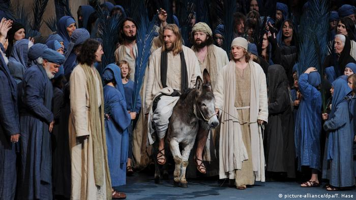 Jesus should come on e-scooter, not donkey, in Passion Play, say activists