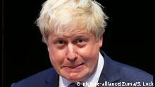 Boris Johnson Mimik