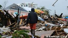 Hurricane Dorian Bahamas Bildergalerie