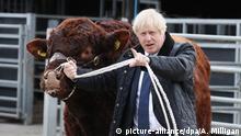 Boris Johnson besucht Schottland