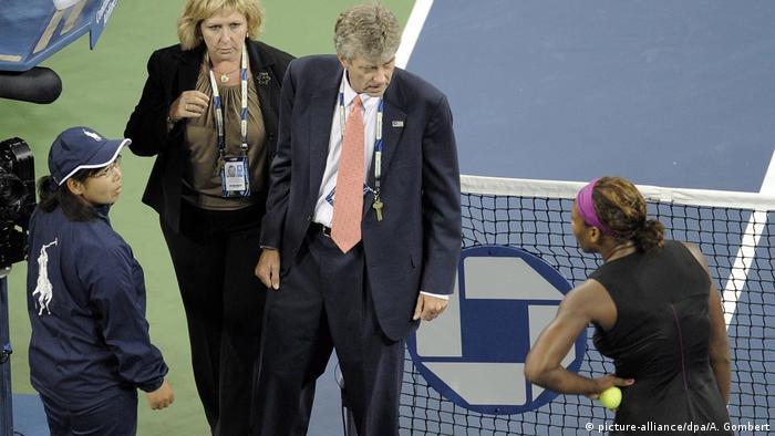 BG Tennis-Spielerin Serena Williams (picture-alliance/dpa/A. Gombert)
