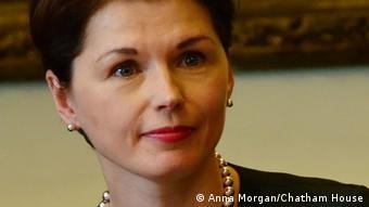 Орися Луцевич, експертка Chatham House