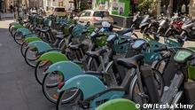 E-bike rentals in Paris
