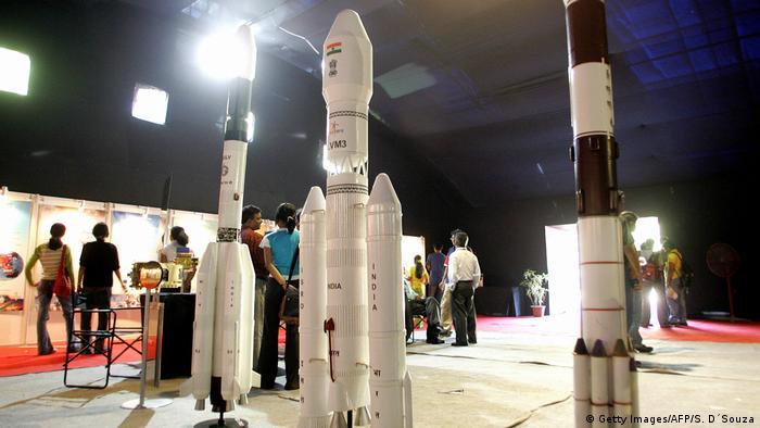 Indien Raumfahrtprogramm ISRO