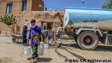 Wassermangel um die iranische Stadt Bijar