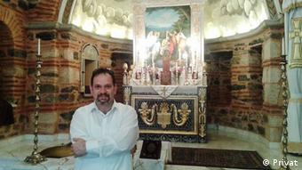Surp Takavor Kilisesi üyesi Murad Mıhçı