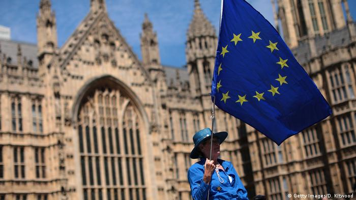 UK Brexit l House of Lords (Getty Images/D. Kitwood)