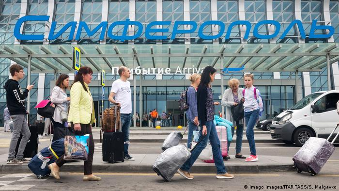 ЄС вимагає від Росії припинити переселення власного населення до анексованого Криму