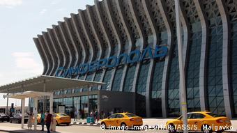 Το νέο αεροδρόμιο στη Συμφερόπολη