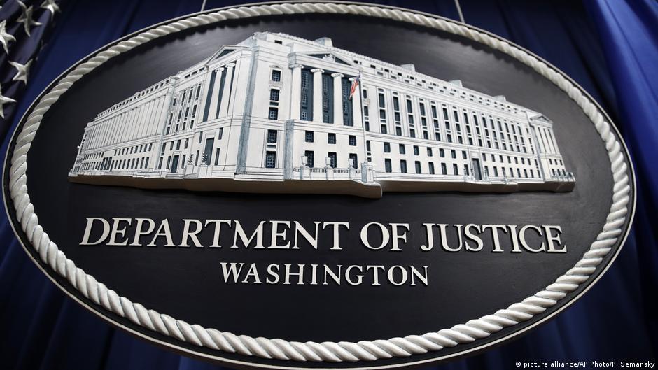 美國司法部指多名中共代理人在美國非法進行「獵孤行動」。