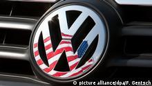 USA Automobilindustrie - Regierung untersucht erneut Abgas-Deal l VW Logo