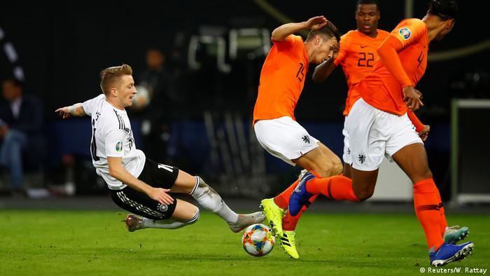 Marco Reus face un compromis