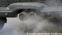 Symbolbild- Abgas - Diesel- Schadstoffbelastung