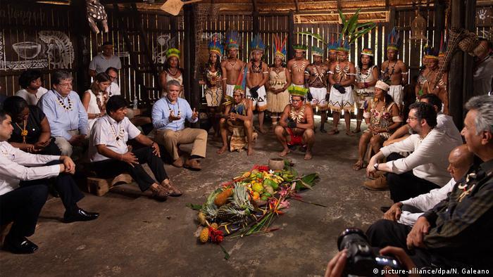 Kolumbien, Leticia: Amazonas-Länder beraten über Umwelt- und Entwicklungspolitik