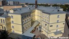 Russland Moskau Lefortowo-Gefängnis