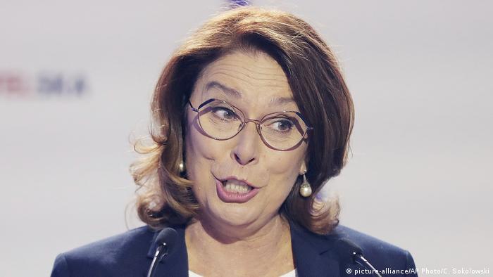 Polen Oppositions-Politikerin Malgorzata Kidawa-Blonska