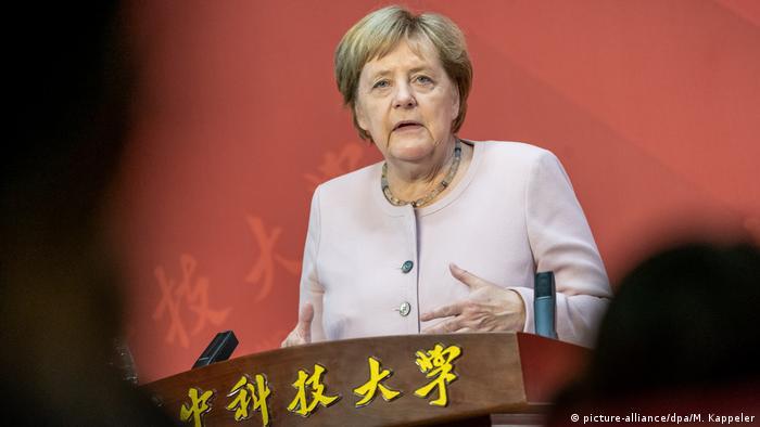 Merkel je tijekom posjeta Kini u rujnu prošle godine lobirala za Wirecard