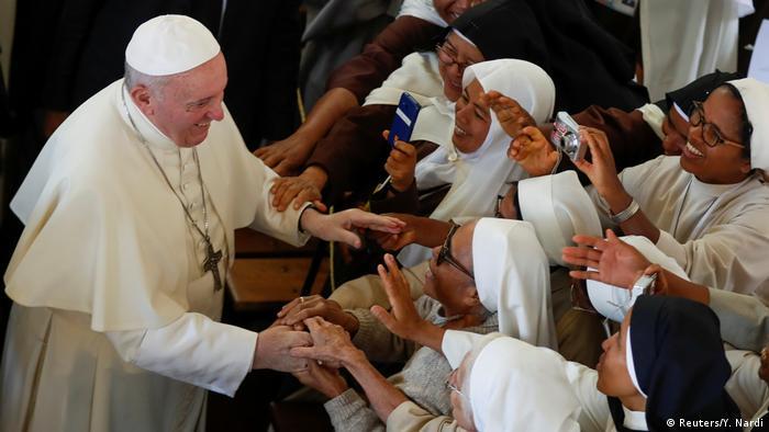Papst Franziskus besucht Madagaskar