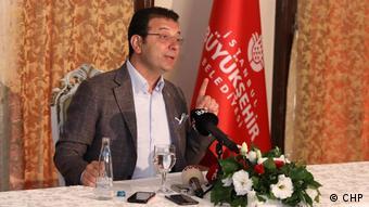 Ο δήμαρχος Κπολης Εκρέμ Ιμάμογλου