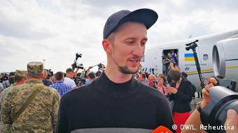 Серед звільнених у Росії - кримчанин Олександр Кольченко