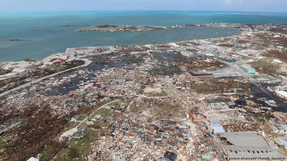 Bahamas grapples with Hurricane Dorian devastation | News