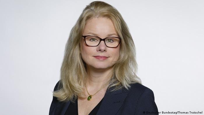 Deutschland Politik l Kirsten Kappert-Gonther strebt Grünen-Vorsitz an