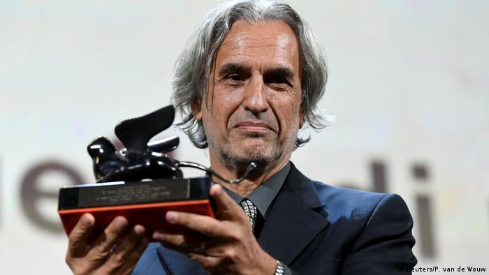 76. Filmfestspiele in Venedig l Spezial-Jurypreis l Regisseur Franco Maresco (Reuters/P. van de Wouw)