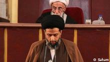 Ruhollah Sadossadati, Mitglied der Expertenversammlung in Iran.