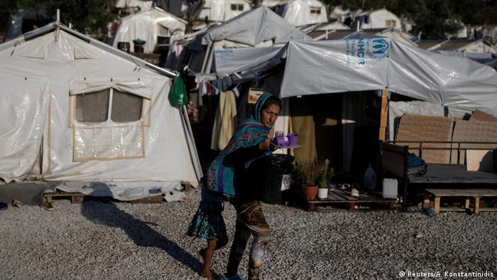 Europa Migranten l weitere Flüchtlinge fliehen nach Griechenland