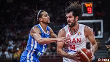 WM China 2019 l Iranische Basketball-Nationalmannschaft