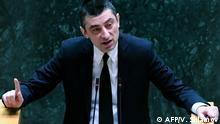 Georgien Georgij Gacharia