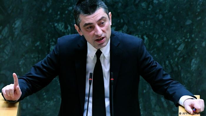 Прем'єр-міністр Грузії Георгій Гахарія