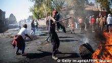 Südafrika Johannesburg Ausschreitungen Plünderungen