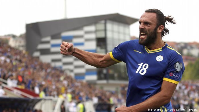 Fußball EM-Qualifikation Kosovo - Tschechien