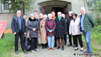 Deutschland Soest Pierre Laurent und seine Familie (Familie Laurent)