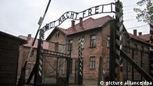 Auschwitz Tor