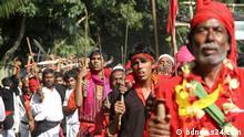 Bangladesch Tajia-Prozession Gorpara in der Stadt Manikganj