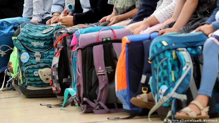În Germania reîncep, treptat, şcolile după vacanţă
