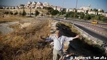 Israel Siedler Palästinenser