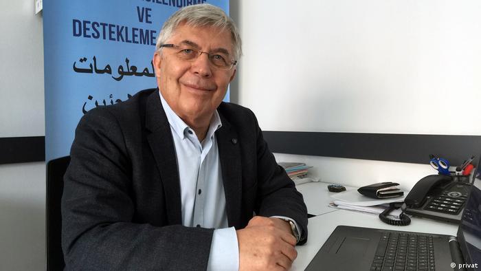 Metin Corabatır - Vorsitzender des Forschungszentrums für Asyl und Migration in Ankara