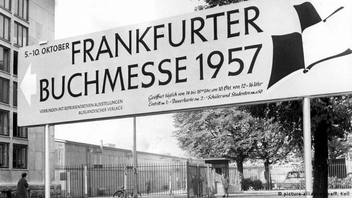 IX. Frankfurter Buchmesse eröffnet (picture-alliance/dpa/R. Koll)