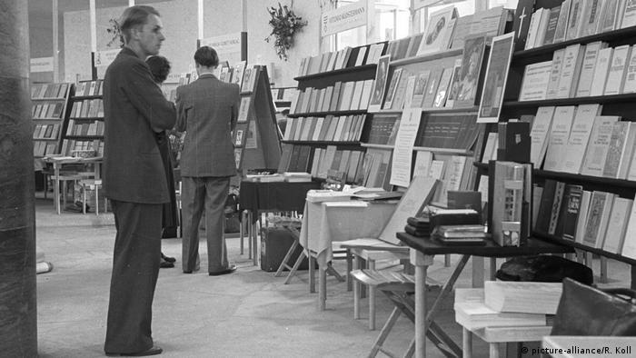 70 Jahre Frankfurter Buchmesse