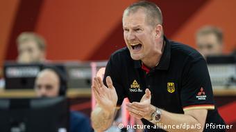 Basketball: Deutschland - Kanada