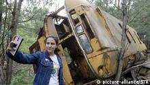 Ukraine: Touristen reisen nach Tschernobyl